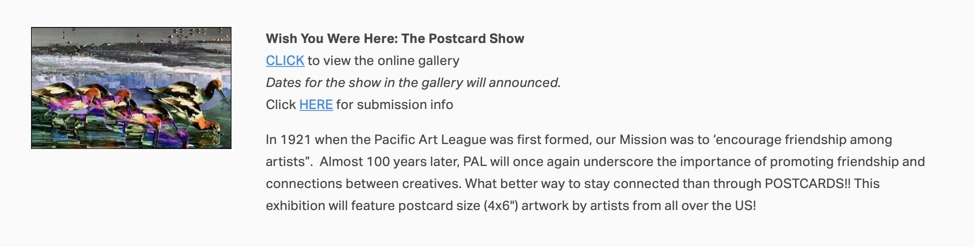 Postcard Show_PAL